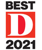 Dr. Estrera Voted Best Doc in D Magazine. 2021