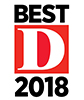 Dr. Estrera Voted Best Doc in D Magazine.