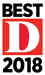 Dr. Estrera Voted Best Doc in D Magazine.