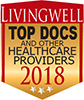 Living Well magazine Top Doc for the area